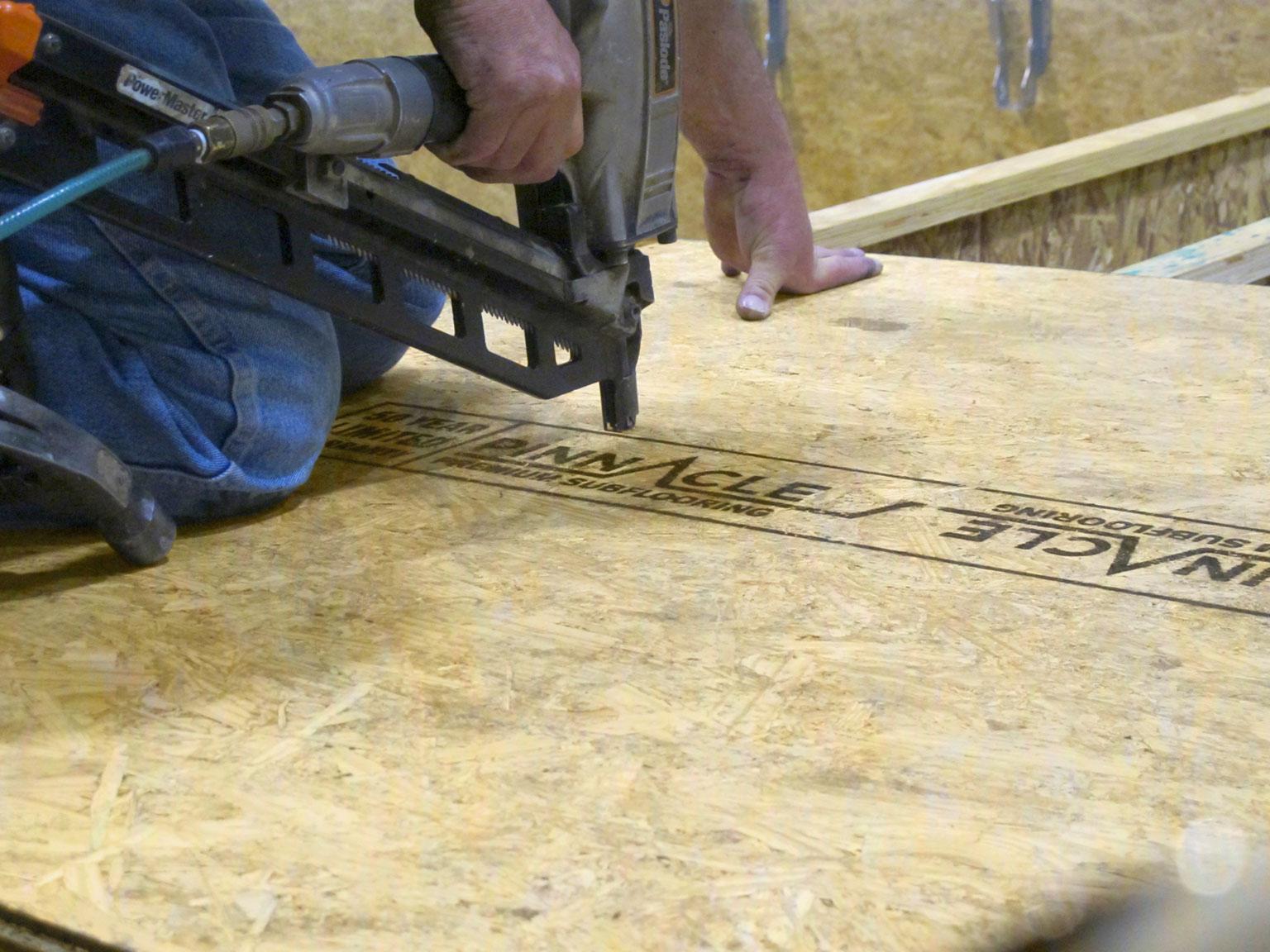 Floor Fastener