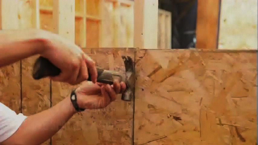 How To: Install OSB Wall Sheathing or Panels